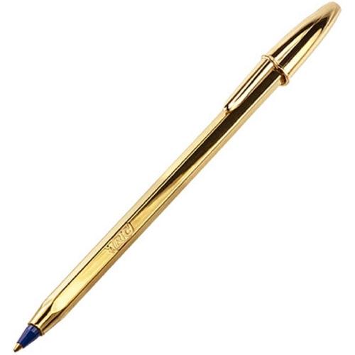 Στυλό Bic celebrate shine χρυσό