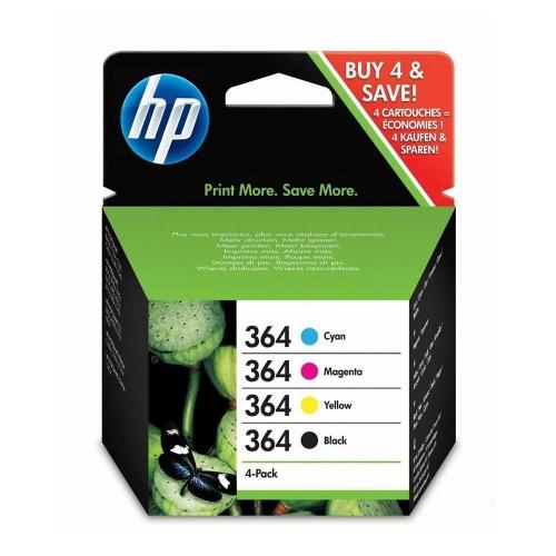 Μελάνι Hp 364 combo 4-pack