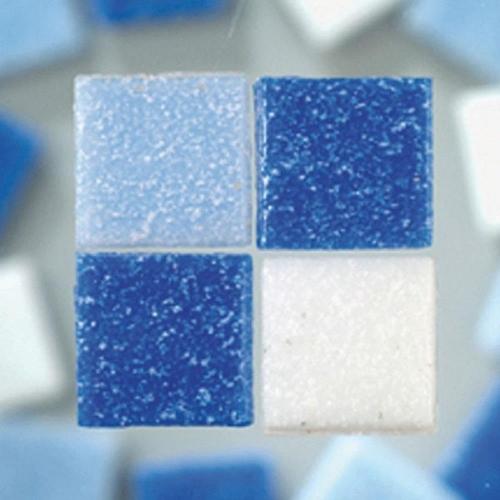 Ψηφίδες Efco 200gr μπλε mix