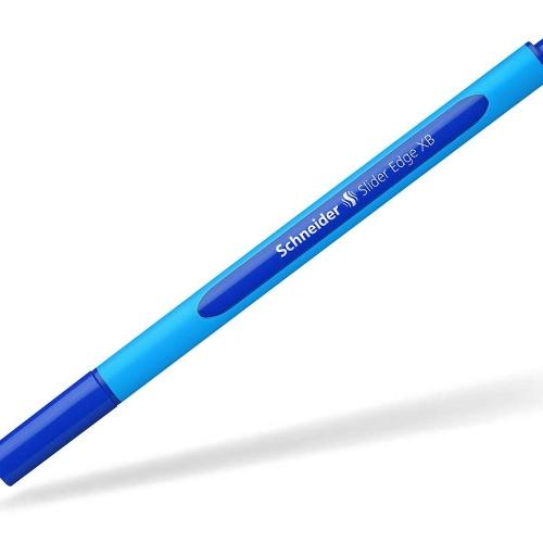 Στυλό Schneider slider edge xb μπλε