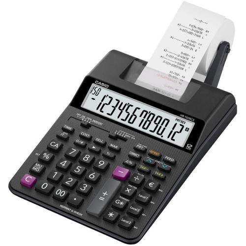 Αριθμομηχανή Casio HR-150 RCE χαρτοταινίας