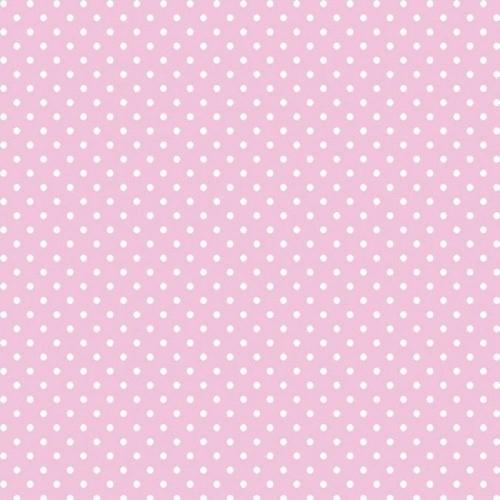 Χαρτόνι μικρό πουά 50x70 cm ροζ