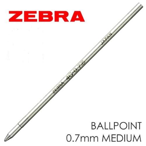 Ανταλλακτικό στυλό Zebra 4C-0,7  μπλε