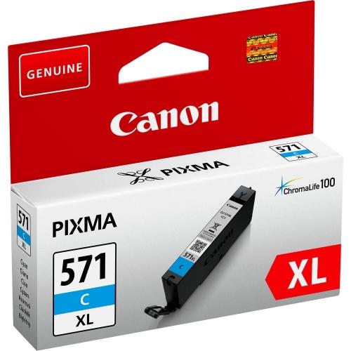 Μελάνι Canon 571XL cyan