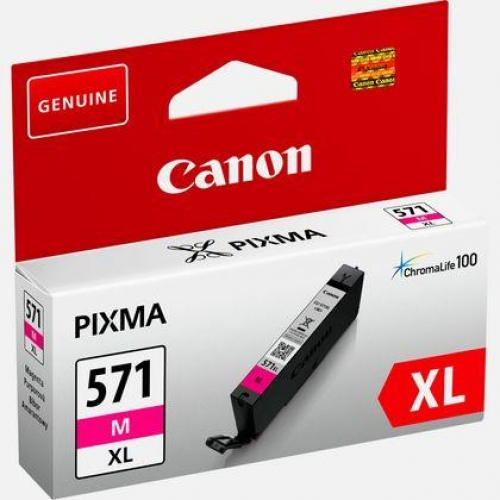 Μελάνι Canon 571XL magenta