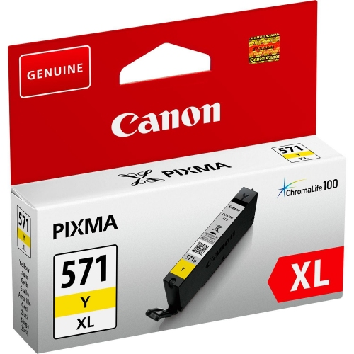 Μελάνι Canon 571XL yellow