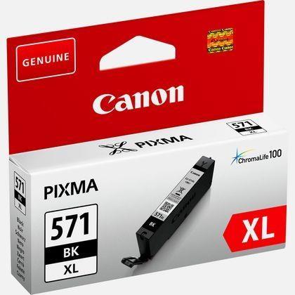 Μελάνι Canon 571XL black