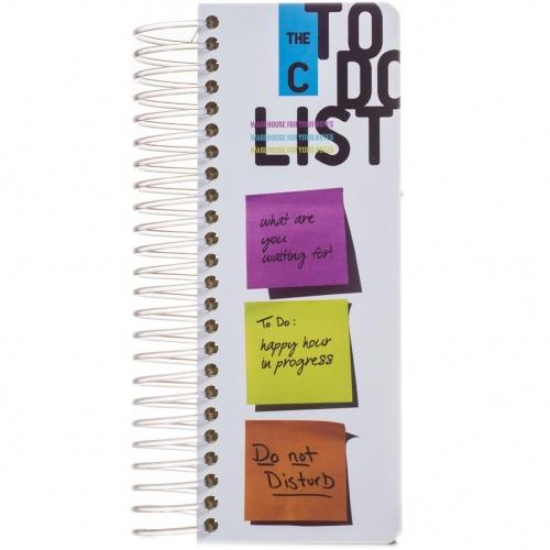 Σημειωματάριο to do list 8x21cm 100φ