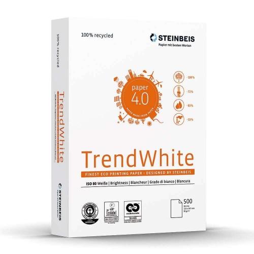 Χαρτί Α4 Trend 80gr 500φ ανακυκλωμένο