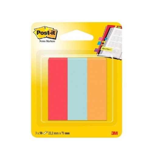 Χαρτάκια Post-it 3M 671/3PBO 150 σελιδοδείκτες