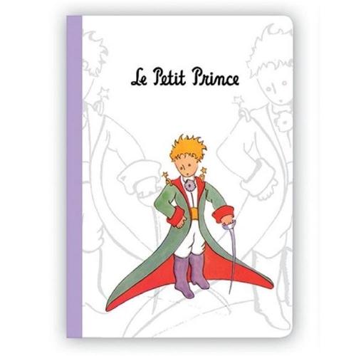 Τετράδιο λινόδετο 17x25 le petit prince 2 θεμάτων