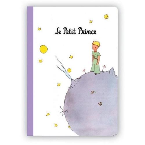 Τετράδιο λινόδετο 14x21 le petit prince 2 θεμάτων