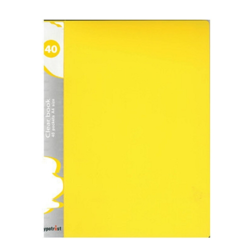 Σουπλ Typotrast 40 θέσεων κίτρινο