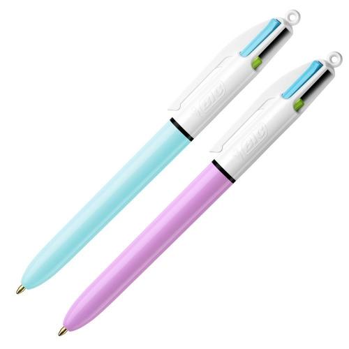 Στυλό Bic 4 χρώματα fun