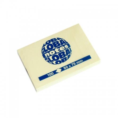 Χαρτάκια Global 50x75 100φ