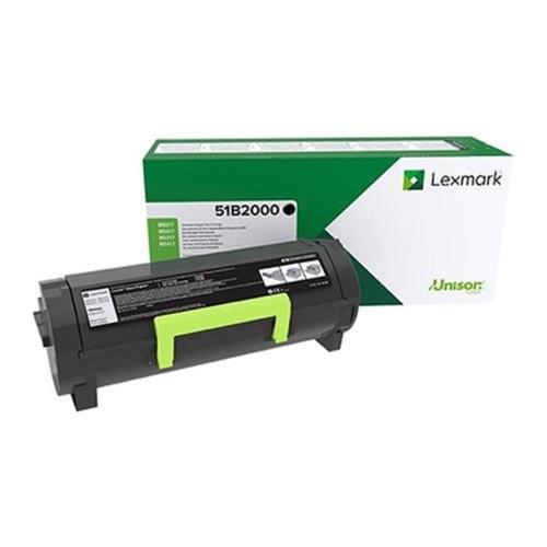 Toner Lexmark 317/417 black 51B2000