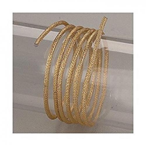 Σύρμα Efco χρυσό ανάγλυφο 2mmx2m