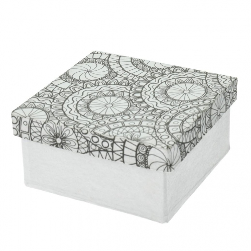 Κουτί Efco σχεδίων τετράγωνο 10x10x5 cm