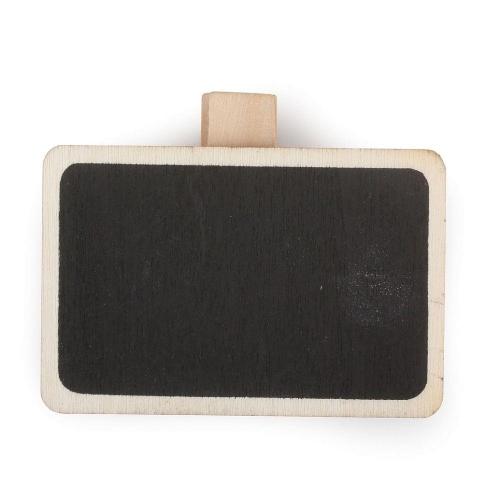 Πινακάκι μαύρο μίνι με κλιπ Efco