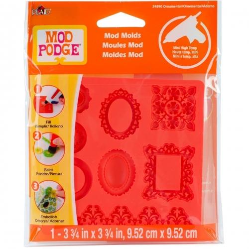 Καλούπι σιλικόνης Mod Podge 24890 ornamental