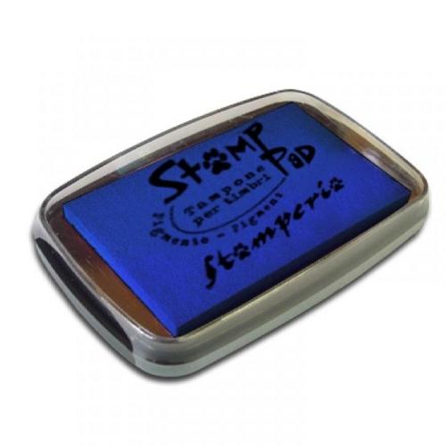 Ταμπόν stamperia 7,5x5 cm μπλε