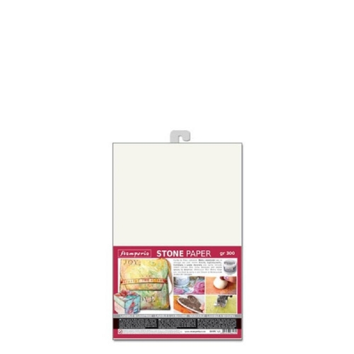 Χαρτί Stone Paper Α4 Stamperia