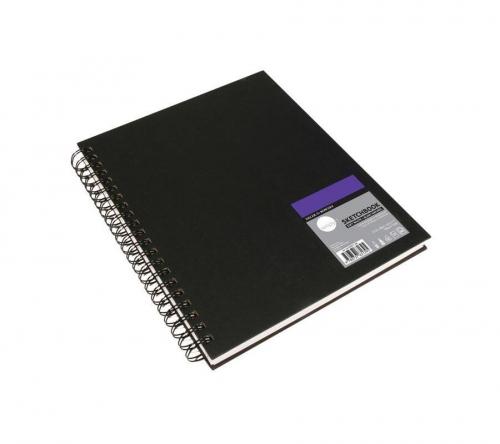 Σημειωματάριο Α4 Daler 80φ σπιράλ sketchbook