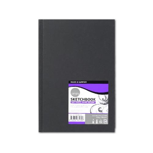 Σημειωματάριο 14x21cm Daler 110φ sketchbook