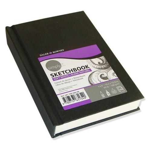 Σημειωματάριο 10x15cm Daler 110φ sketchbook