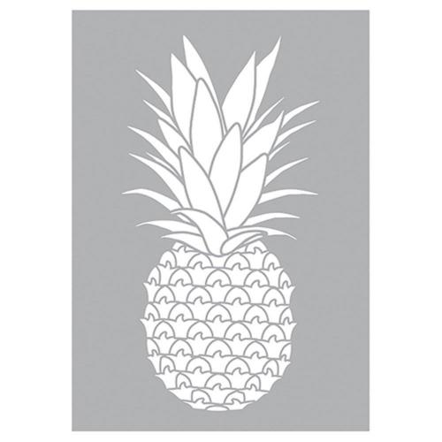 Στένσιλ Efco Α4 pineapple