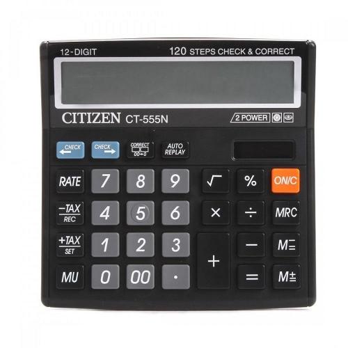 Αριθμομηχανή Citizen CT-555N CHECK