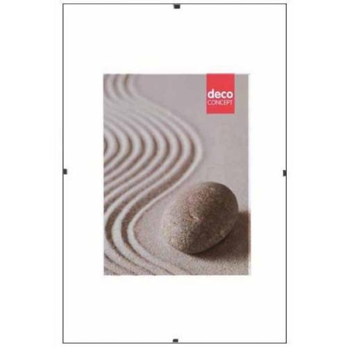 Κορνίζα plexiglass με κλιπ χωρίς πλαίσιο 50x70 cm