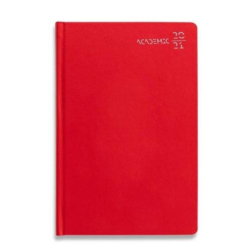 Ημερολόγιο ακαδημαικό 14x21 divas κόκκινο