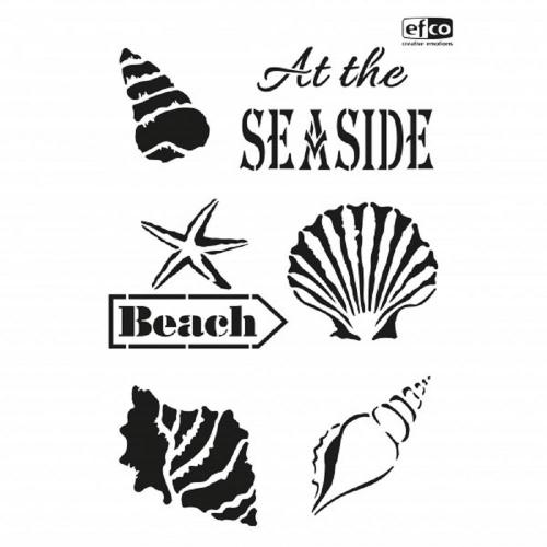 Στένσιλ Efco Α4 seaside