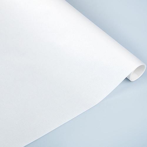 Χαρτί δώρου κράφτ 1x3 m Sadipal λευκό