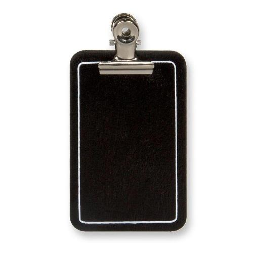 Πινακάκι μαύρο μίνι με πιάστρα Efco