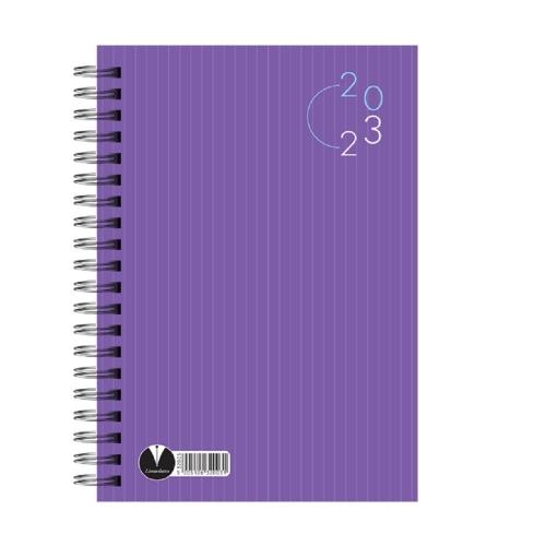 Ημερολόγιο 2021 σπιράλ 12x17 classic