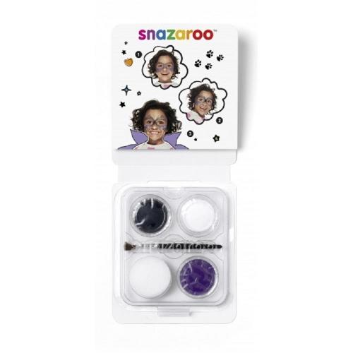 Χρώματα Face Painting Snazaroo 3 παστίλιες μάγισσα