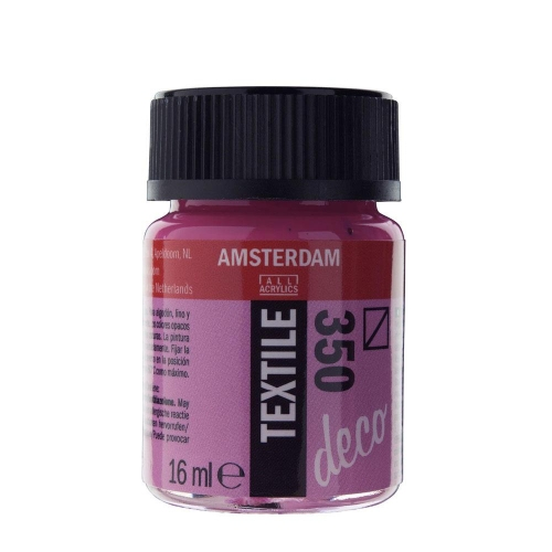 Amsterdam textile 16 ml 350 fuchsia