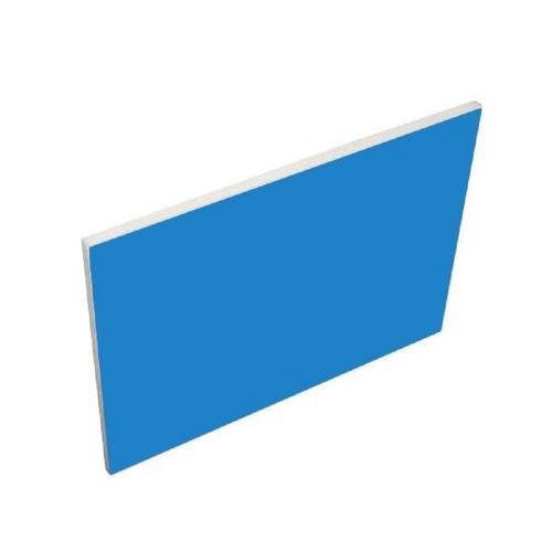 Μακετόχαρτο 50x70 cm 5 mm μπλε