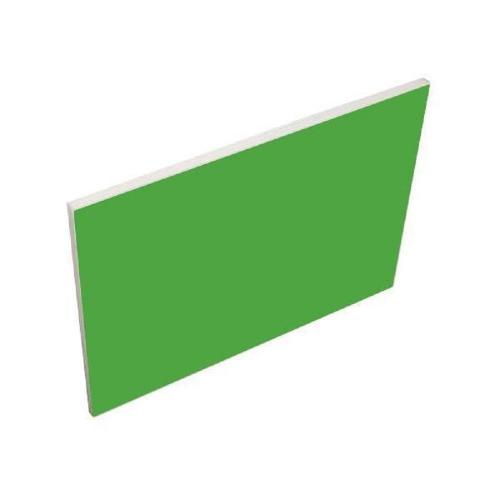 Μακετόχαρτο 50x70 cm 5 mm πράσινο