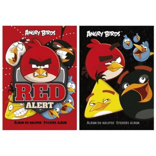 Άλμπουμ για αυτοκόλλητα παιδικά angry birds