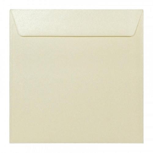 Φάκελο 17x17 majestic candelight cream