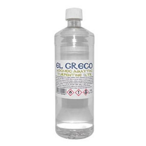 Διαλυτικό χαμηλής οσμής El Greco 250 ml