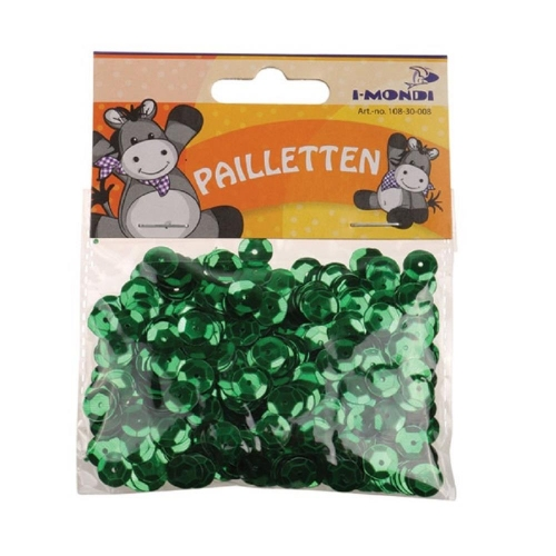 Πούλιες I-Mondi 9 mm πράσινες