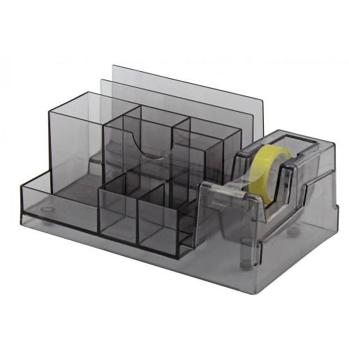 Μολυβοθήκη διάφανη plexiglass με σελοτέιπ 30815