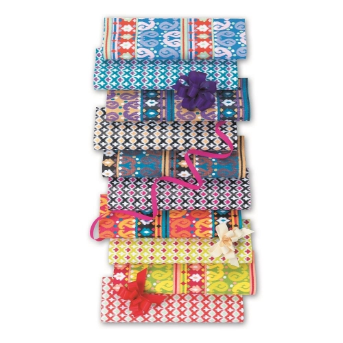 Χαρτιά δώρου 70 x100 cm σετ 100 τεμ Kilim