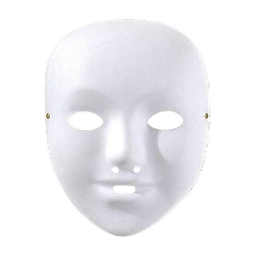 Μάσκα χάρτινη θεάτρου Efco 13x17,5 cm
