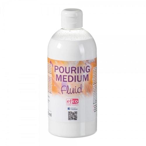 Pouring medium fluid Efco 500 ml