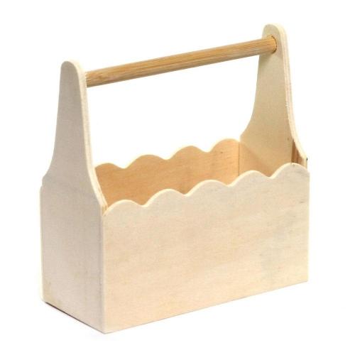 Καλάθι ξύλινο Efco 6x11x12 cm